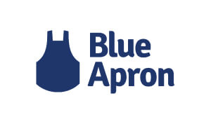 Jen Antkowiak Voice Actor Blue Apron Logo