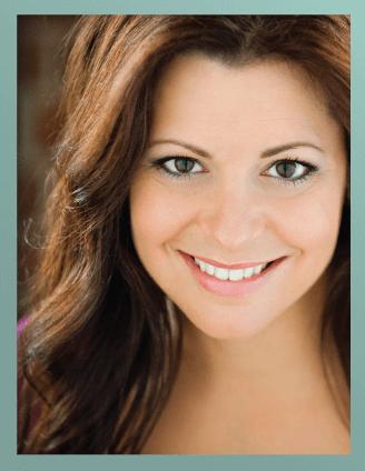 Jen Antkowiak Voice Actor Headshot